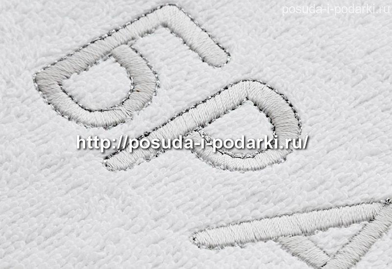 Полотенце tac с вышивкой