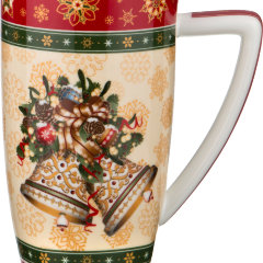 КРУЖКА CHRISTMAS COLLECTION 850 МЛ (КОР=24ШТ.)